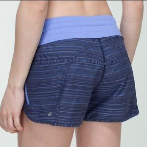 Lululemon Tracker Short Wee Are From Space Cadet
